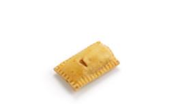 Empanadilla con forma de pulga